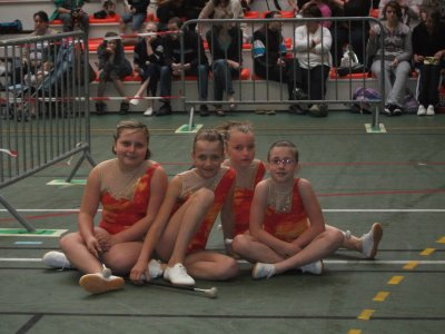 TWIRLING CLUB PERIGUEUX