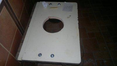 vamos a ver como se hace una maquina para hacer pasta para nuestras crias de canarios