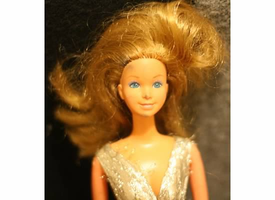barbie  maman douceur 1985!