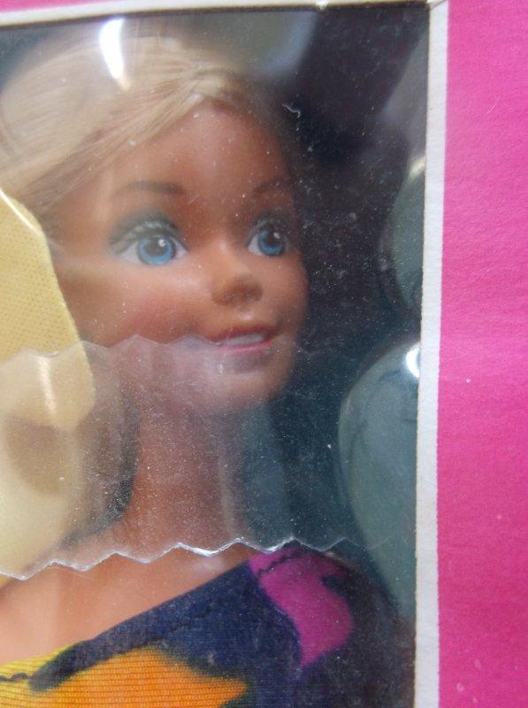 ken,barbie et skipper tropical 1985