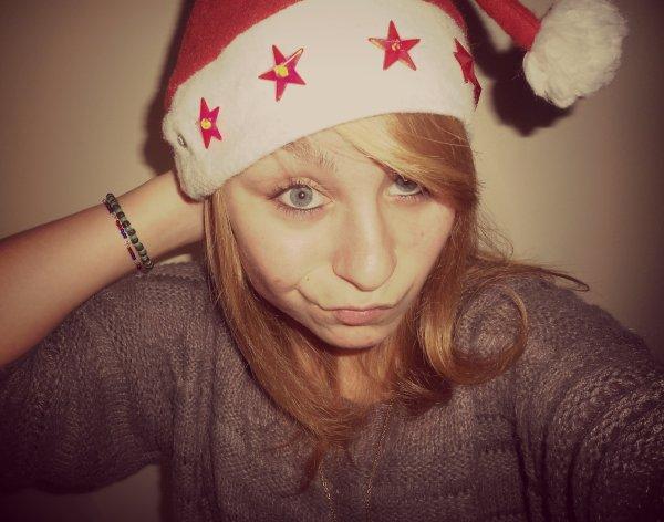 Noël approche et le bonnet est sorti ;)