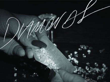 Rihanna Diamonds Exclu  (2012)