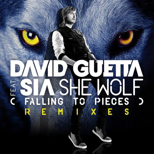 David Guetta She Wolf Feat Sia (Falling The pieces)) (2012)
