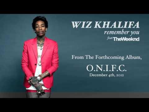 Wiz Khalifa Remenber You ft. the weeknd (2012)