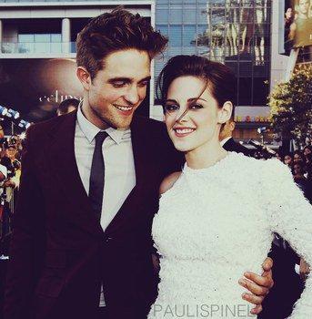 Kristen Stewart et Robert Pattinson : un dîner en amoureux :)