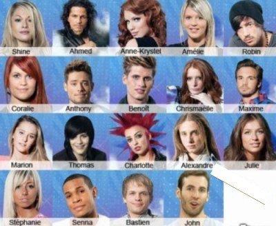 Les candidats de Secret Story 4 !!