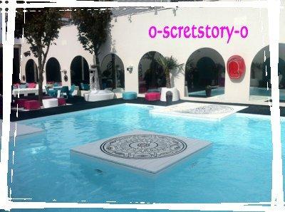 La maison de  Secret Story 5