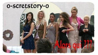 Miss Secret story 5 est ..... et Mister secret story 5 est .....