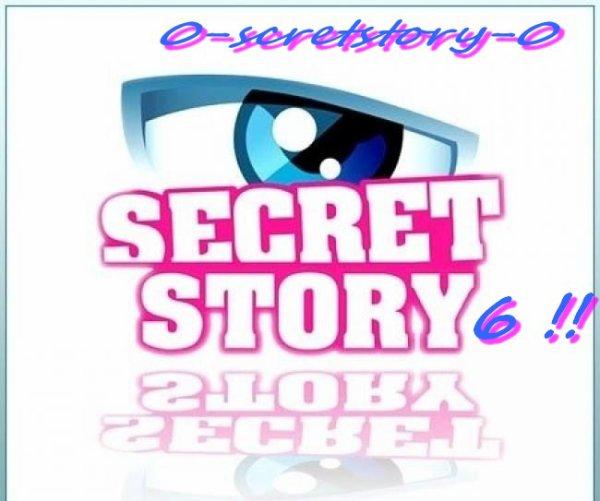 Enfin !! Secret story 6 revient