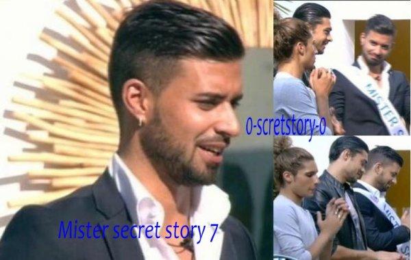 Miss secret story 7 est ..... et Mister Secret story 7 est .... !!