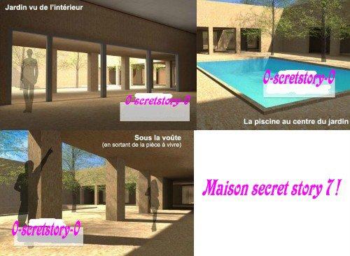 La maison de Secret story 7 !