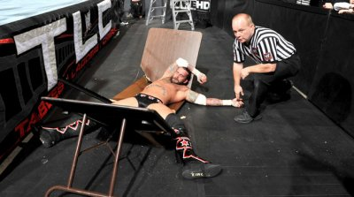 TLC 2011 : Cm Punk toujours WWE Champion !