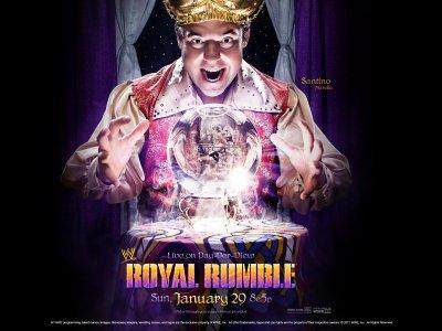 En route pour le Royal Rumble !