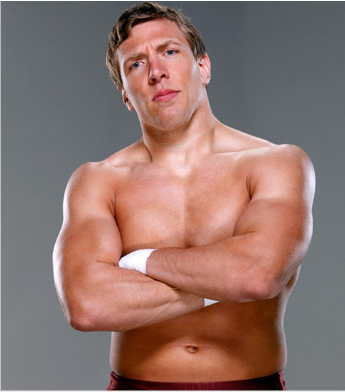 Daniel Bryan the American Dragon