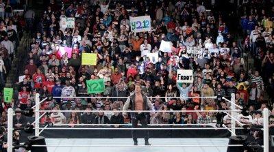 :D Le retour tant attendu de Chris Jericho :D