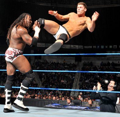 Booker-T vs Cody Rhodes