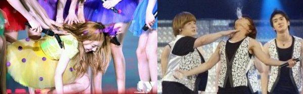 LOL :  Les leaders des groupes de K-pop « martyrisés » et bizutés par leurs cadets ?!