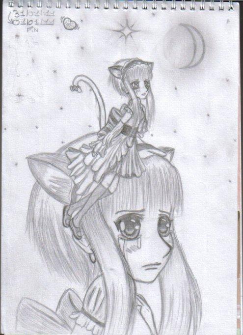 mes dessin....