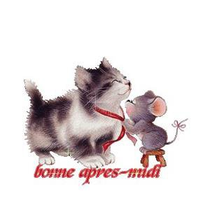salut a tous je vous souhaite une bonne semaine gros bisous pat