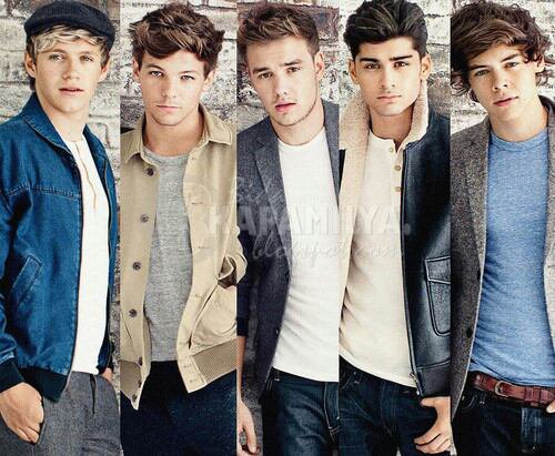 ~. One Direction ♥
