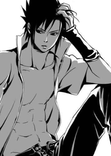 C H A P I T R E 1  Sasuke. Un nom et une seule situation. Ne cherchez pas à comprendre.