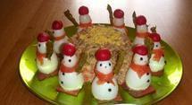 Spécial repas de Noël 1 : entrée