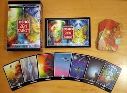 L'Oracle des Miroirs l oracle Gé Tarot Osho Zen