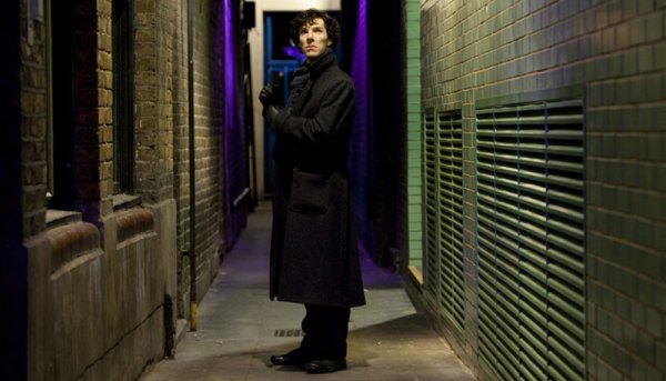 Photo  de la saison 1 de la série Sherlock