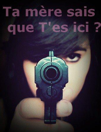 Encule Yvette . †