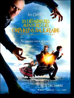 Article #6  ~ Les désastreuses aventures des orphelins Baudelaire. NewsLetter.   Blog Perso   Pub. ♥