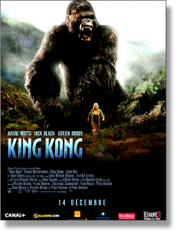 Article #12  ~ King Kong. NewsLetter.   Blog Perso   Pub. ♥