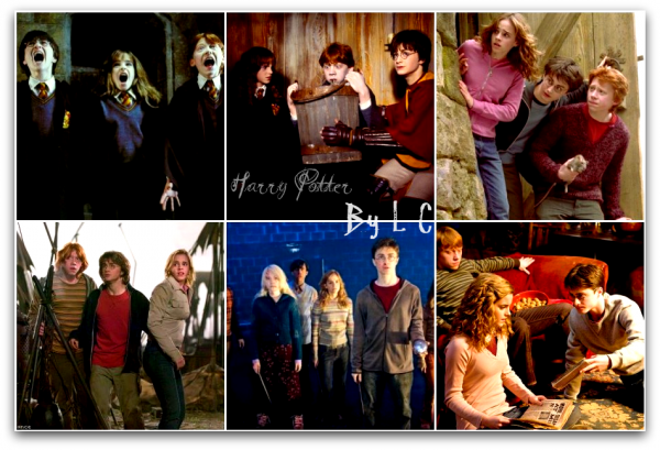 Article #16  ~ Harry Potter. Blog Perso | Beau Blog. ♥