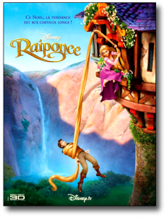 Article #22  ~ Raiponce. NewsLetter. | Blog Perso | Pub. ♥