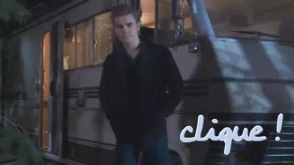 Stefan demande aux fans de protéger Elena