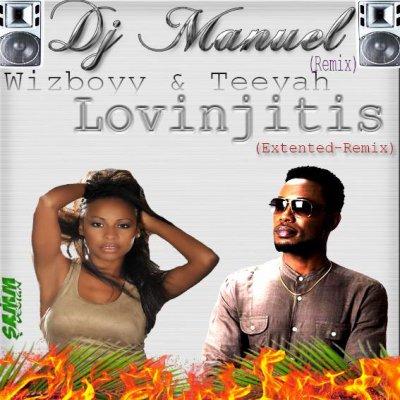 Deejay Manuel 450 Feat Wizboyy & Teeyah - Lonvinjitis - Extented Version (2015)