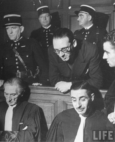 Procès Pucheu Mars 1944
