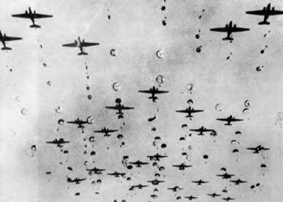 Le Jour J  ->  6 juin 1944