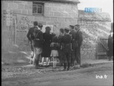 17 juin 1944 : Douvres la Délivrande