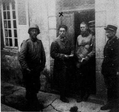 19 juin 1944 à la gendarmerie des Pieux