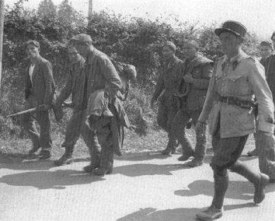 juin - juillet dans le Cotentin 1944