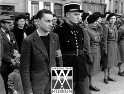 14 juillet 1944 à Bayeux