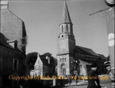 Creully le 6 juin 1944