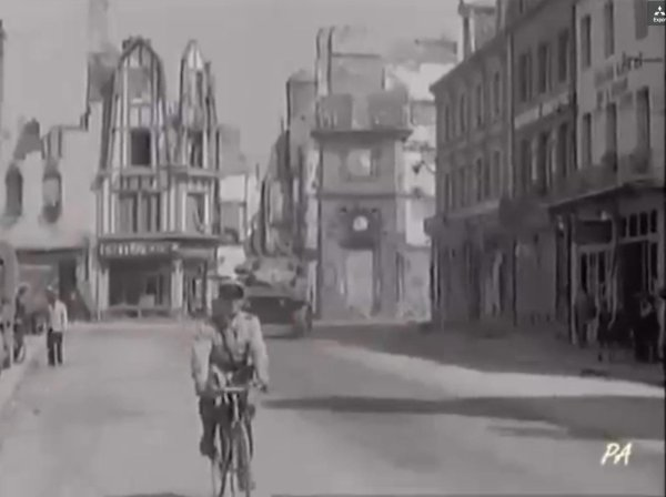 06 aout 1944 : Avranches libérée