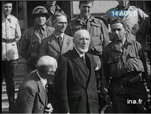 14 aout 1944 : La ferté Macé libérée