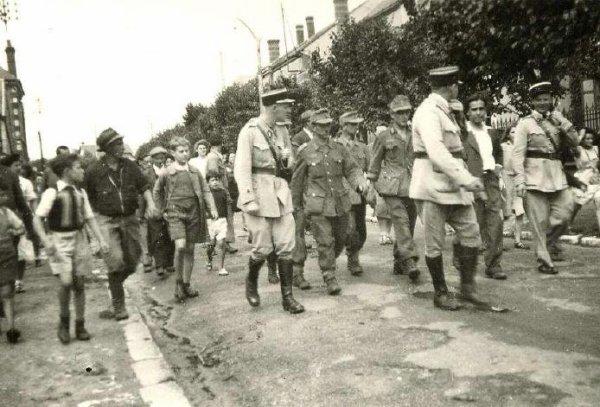21 aout 1944 : Beaune la Rolande libérée