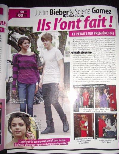Selena n'est + vierge