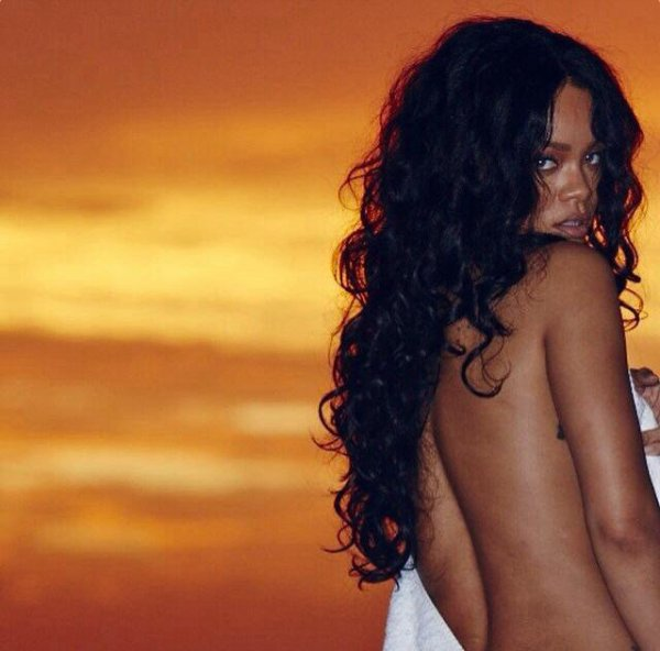 Rihanna a la Barbade