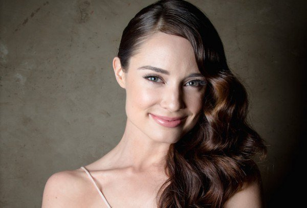 Mallory Jansen dans la saison 4 d'Agents of SHIELD