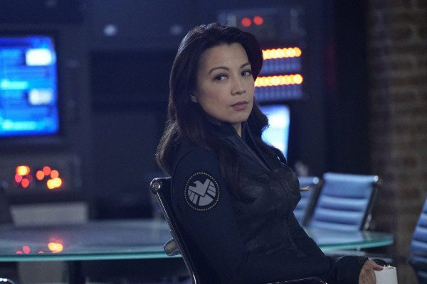 Ming Na Wen dans Fresh Off The Boat !
