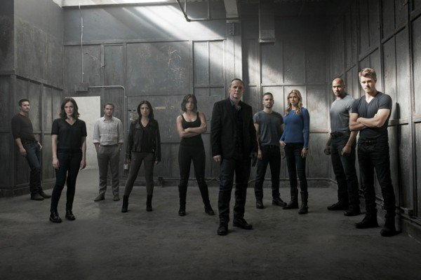 La saison 3 d'Agents of SHIELD arrive en France !